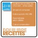 OPTION EQUILIBRER SES RECETTES - 12 mois